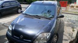 Scenic 2004 RXE 2.0 16v couro gasolina Renault