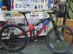 Bicicleta TREK full top fuel 8 NX, nova, sem uso