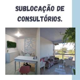 Título do anúncio: Sublocação de Consultórios