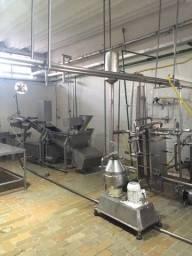 Equipamentos para fabrica de laticinio
