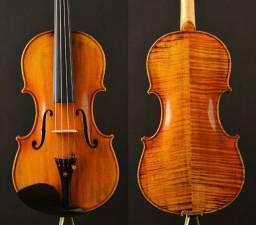 Violino Artesanal 4/4 Cópia Guarneri Canonne 1743 #13