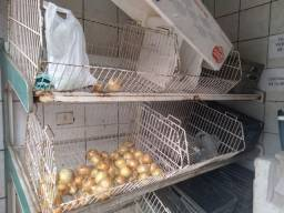 Expositor de frutas e verduras de 700 por r$ 600