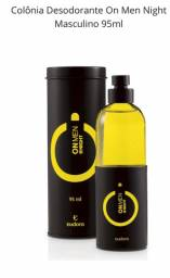 On Men Night Colônia Desodorante Masculino 95ml De Eudora Produto Novo