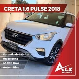 Título do anúncio: Hyundai Creta 1.6 Pulse (Aut) 2018 FLEX