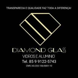 Vidraçaria Jurema Caucaia diamond glass of