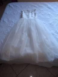 Vestido de noiva infantil