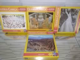 Quebra-Cabeças de 1000 ( ver descrição)