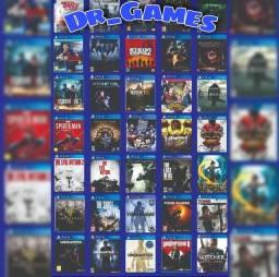 Jogos PS4& PS3