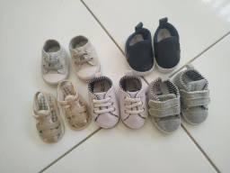 Sapatos tamanho 14