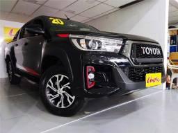 Título do anúncio: Toyota Hilux 2020 4.0 v6 gr sport 4x4 cd gasolina automático