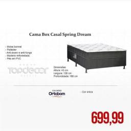 CAMA BOX CASAL SPRING DREAM