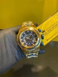 Título do anúncio: Relógio Bolt Zeus reserve azul novo