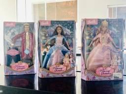 Barbie Princesa e a Plebeia - Erika e Anneliese (só vendo o conjunto!)