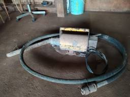 Título do anúncio: Vibrador de concreto dynapac com mangote