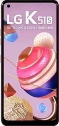 Vende se lg k51s 64 gb 3 de ram tela 6.5 android 9.0