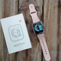 Relógio SmartWatch/WHATSAPP/INSTAGRAM/FOTO DE FUNDO