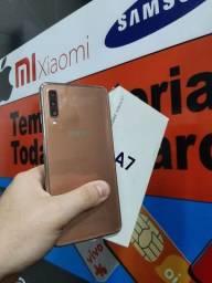 Samsung A7 64g zero na caixa