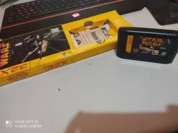 Jogo Star Wars arcade 32x genesis na caixa