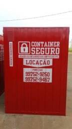Título do anúncio: Locacao container deposito casinha obra construcao civil
