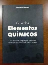 Título do anúncio: Livro: Guia dos Elementos Químicos