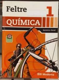 Livro de Química Geral FELTRE Volume 1