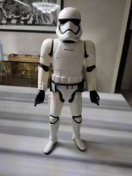 Título do anúncio: Boneco Storm Trooper Star Wars Gigante 40 Cm
