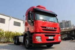 Título do anúncio: Iveco Stralis 480 6x4