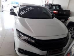 Título do anúncio: Civic Touring 1.5 Turbo  Com Teto  2020/2020