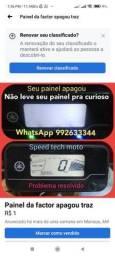 Título do anúncio: SpeedTec moto serviço de painel venda e conserto