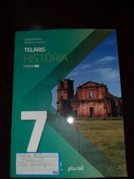 Livro de História Teláris 7ano