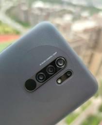 Xiaomi Redmi 9 10X S/Juros 64GB/4Ram/1Ano de Garantia/MediaTek Helio G80/13MP