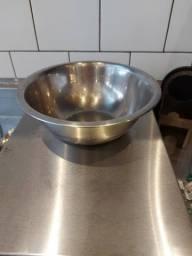 Bowl de inox - pequeno