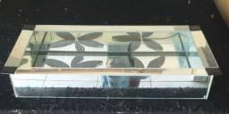Título do anúncio: Caixa de vidro para decoraçao