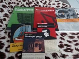 Livros Serviço Social( Leia descriçao!!)