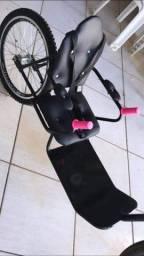 Bike reboque caroninha infantil