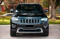 Título do anúncio: Grand cherokee Limited 3.0 Diesel