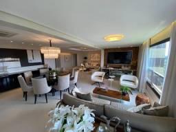 Título do anúncio: Apartamento alto padrão à venda, 276m², 4 suítes, vista mar, nascente, Patamares, Salvador