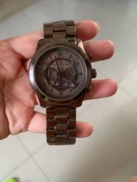 Título do anúncio: Relógio Michael Kors chocolate