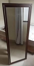 Espelho em moldura