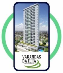 Título do anúncio: NA ILHA DO RETIRO,APTO 67 M²,3 QTOS,SENDO 01 SUITE,24 ANDARES,LAZER EEXCLENTE LOCALIZAÇÃO.