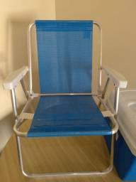 Cadeira de Praia (combo caixa)