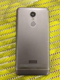 Vendo um Lenovo Vibe K6, 32 GB, 2 GB de RAM.(usado)