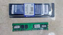 Memória DDR2 Kingston