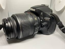 Nikon D5100 com 9000 clicks