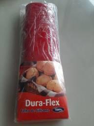 Folha de silicone Dura Flex NOVO.