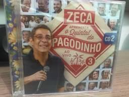 Cd Zeca pagodinho (lacrado)