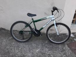 Bicicleta Wendy Aro 24 com marcha, pouco usada