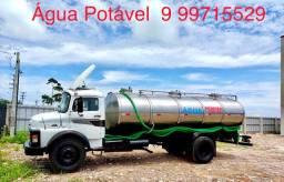 Transporte de água em Florianópolis