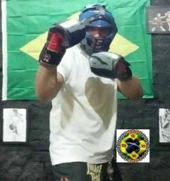 Aulas de Muay thai e Boxe Kombat CTAL centro de treinamento arte personal Fight