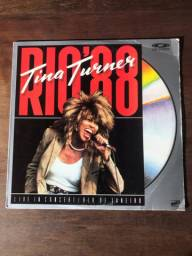 Disco Tina Turner Rio 88